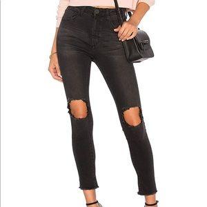Freebirds II High Waist Skinny Jeans